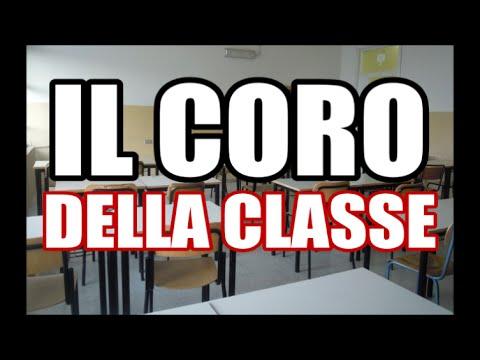 IL CORO DELLA CLASSE