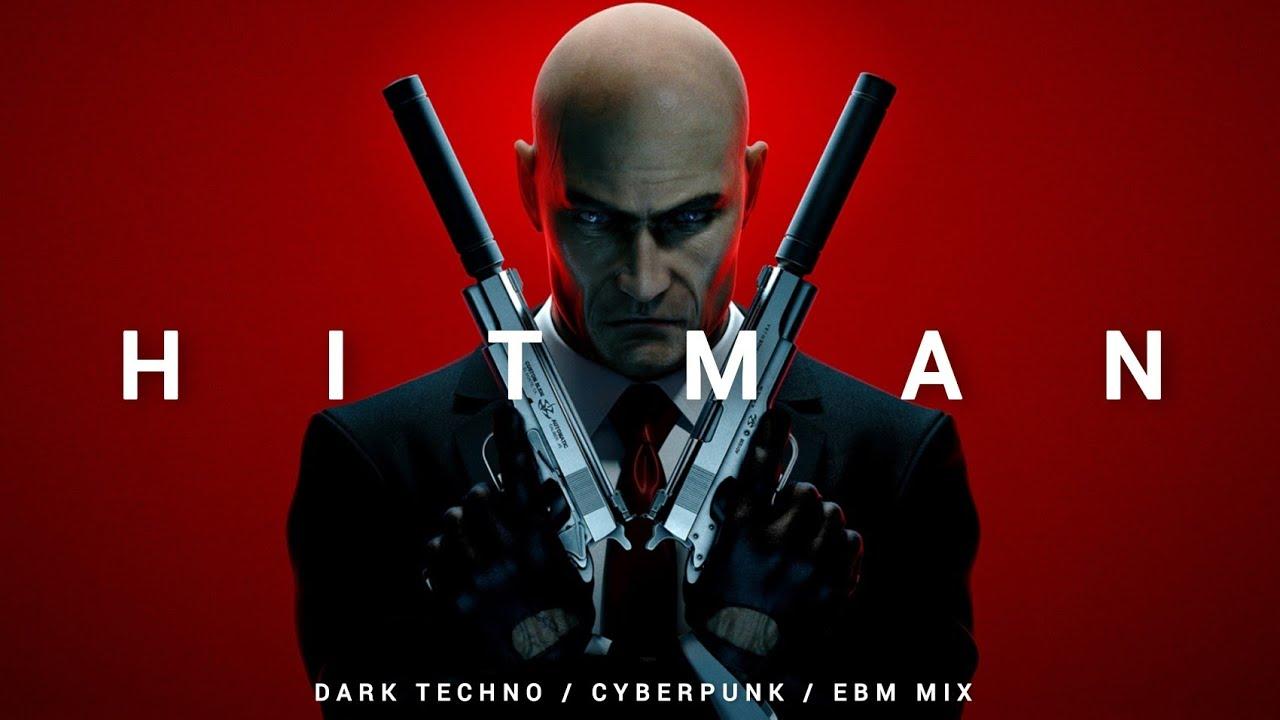 Dark Techno / Cyberpunk / EBM Mix 'HITMAN'