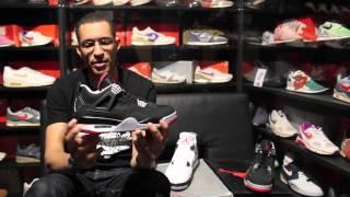 Sneakers-culture Jordan IV @ Opium Store