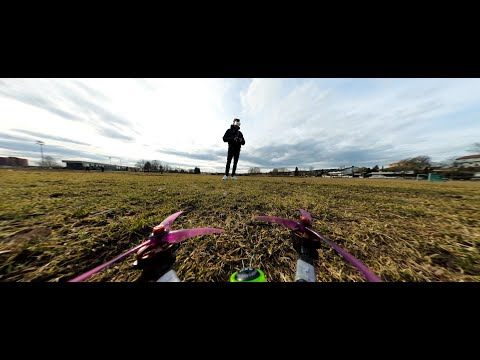 Фото Gopro Max 360 on FPV Quad | Hyperlite Floss 2