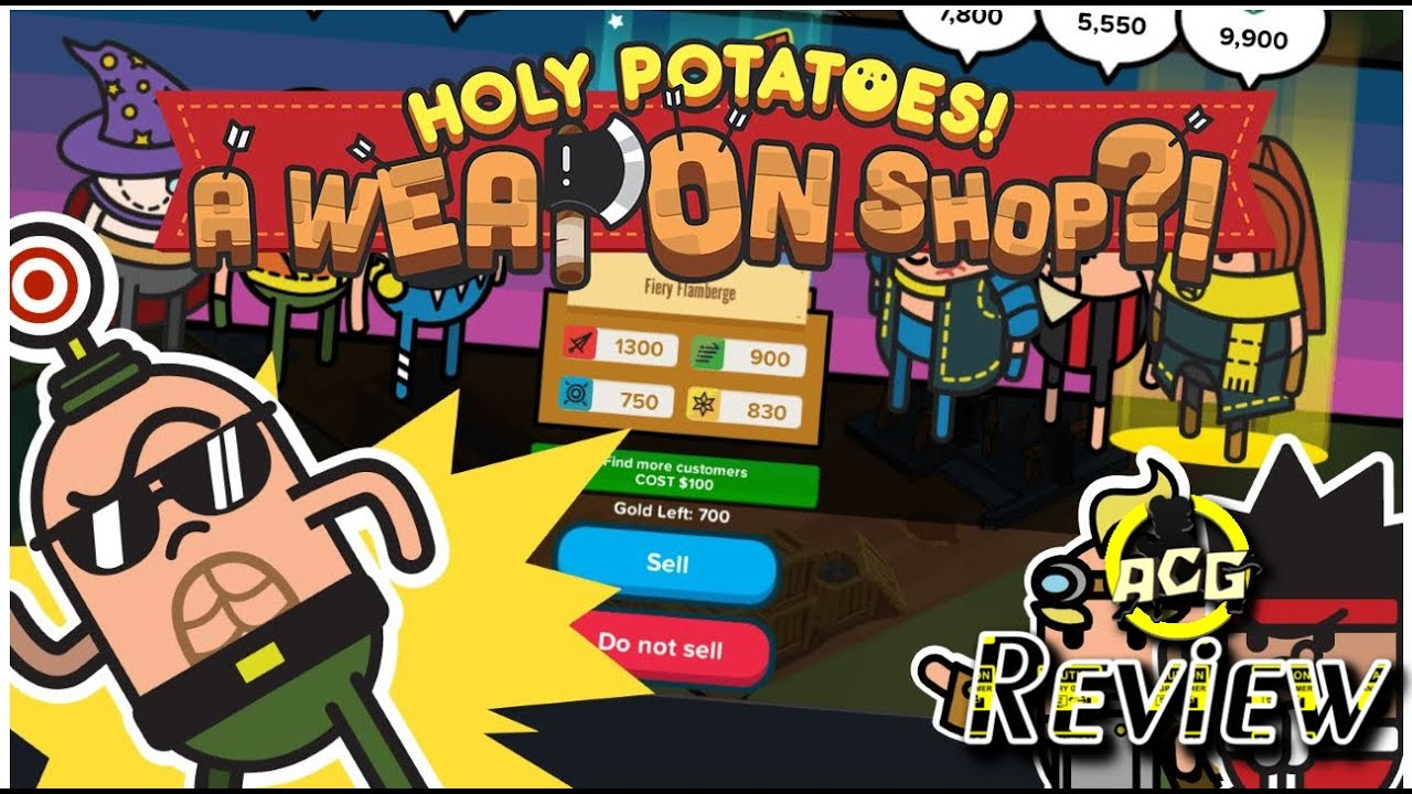 Holy potatoes a weapon shop download free. full