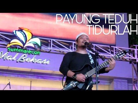 Payung Teduh - Tidurlah ( Live at Bekasi Clothing. Summarecon Mall 2016)