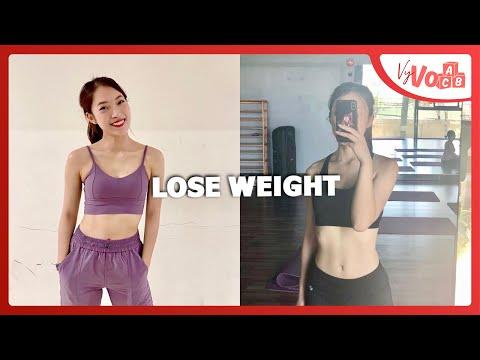 Khánh Vy giảm cân & giữ dáng như nào? | How I lost weight and stay fit VyVocab Ep.65