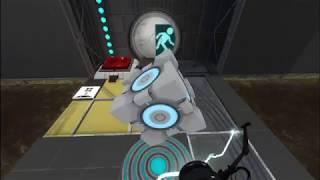 Кооперативчик часть 2 † Portal 2 † Lebrosko►Play