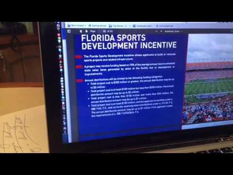 Las Vegas NFL Stadium Fiscal Impact Analysis Report For Oakland Raiders Owner Mark Davis Talk SNTIC