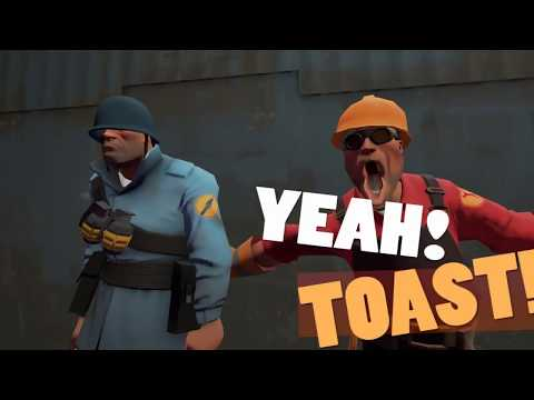 Team Fortress 2 Yeah Toast!