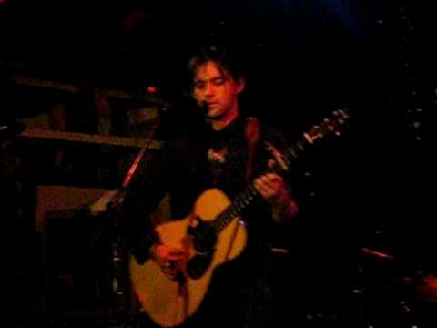 Conor Oberst Lenders in the Temple  at the Ottobar