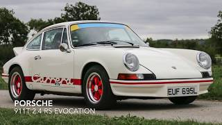 1973 Porsche 911T 2.4 'RS Evocation' for sale with Silverstone Auctions