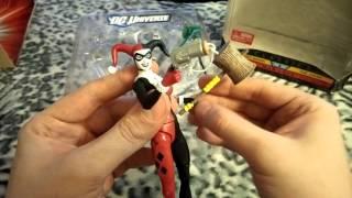 Harley Quinn & Joker :mad love - Огляд - Розпакування