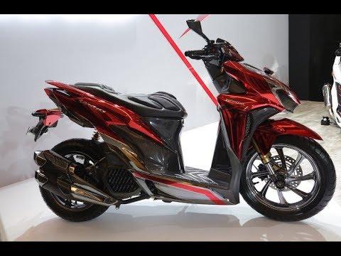 Honda Vario 150 Terbaru 2018 Esp Exclusive Type Youtube
