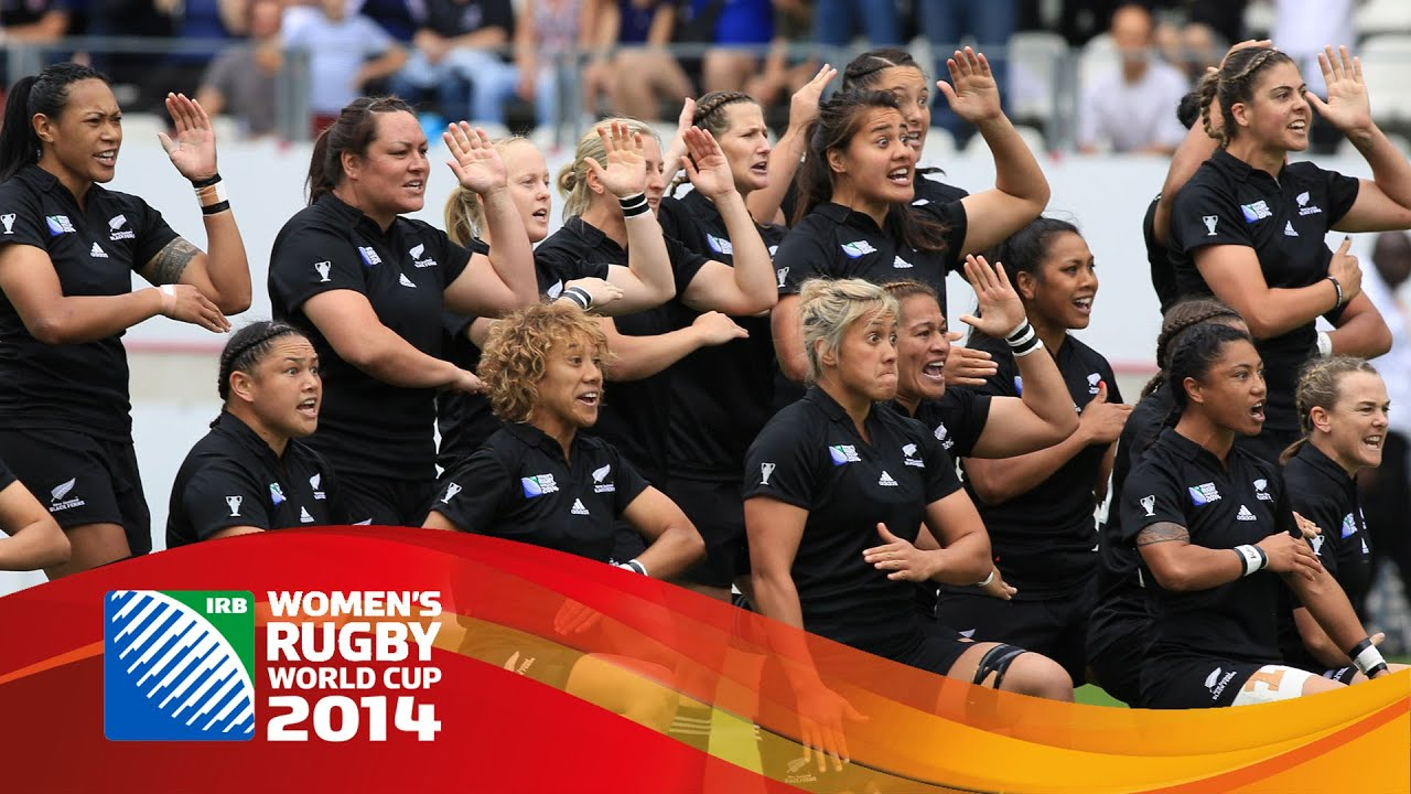 Highlights Australia And New Zealand Win At Women S Rugby Wold Cup 2014 Youtube