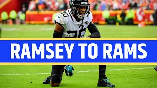 Jacksonville Jaguars Trade Jalen Ramsey to LA Rams Reaction