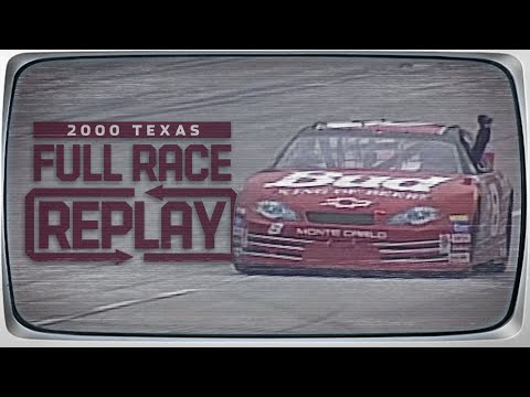 NASCAR Classic Race Replay: Dale Earnhardt Jr.'s First Cup Series Win | Texas Motor Speedway