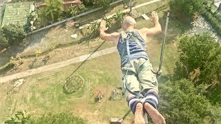 Highest Bungy Jump in Thailand - Pattaya XBungy