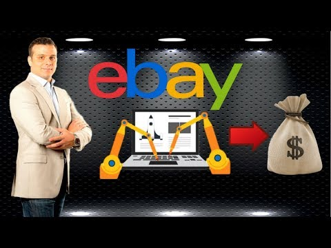 Amazon to eBay Best Listing Software Preview | Drop Shipping Automation Tools [Greek]