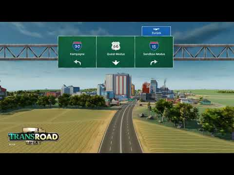 GAME OVER 🚚007 TransRoad USA |
