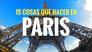 15 cosas que ver en Paris   Lugares para visitar en paris