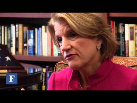 Congresswoman Capito Says Nice Girls Can Get Ahead