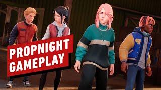 Propnight: 16 Minutes of Gameplay