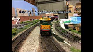 Exeter central video 11 june 2020 layout update