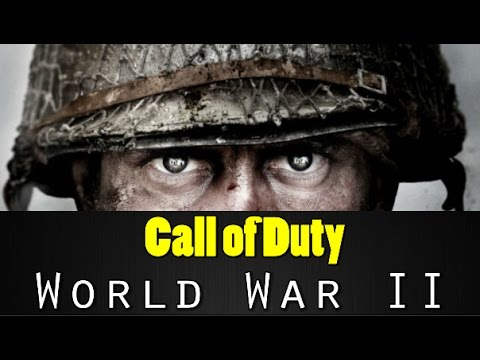 Activision Announces Call of Duty: World War II