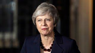 U.K. cabinet approves draft Brexit plan