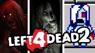 The Witch [Left 4 Dead] Evolution & Easter eggs