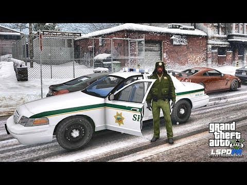 GTA 5 MOD LSPDFR 663 - NORTH YANKTON !! (GTA 5 REAL LIFE PC MOD)