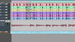 Elastic Time In Pro Tools - TheRecordingRevolution.com
