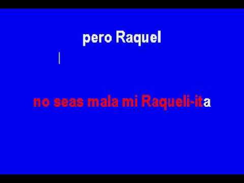Pero Raquel   Leo Dan Karaoke