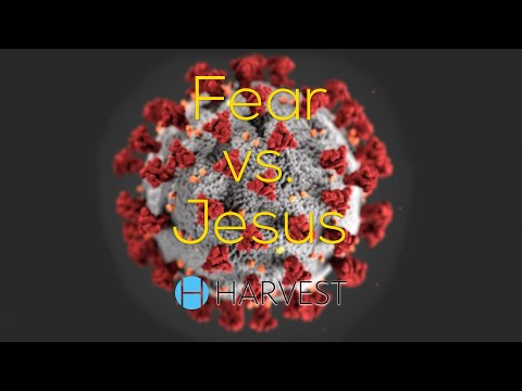 Jesus Vs. Fear