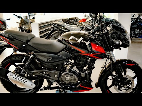 Bajaj Pulsar 150 UG5 C&G Update || ABS News|| Black-Red || Price|| Mileage|| Review
