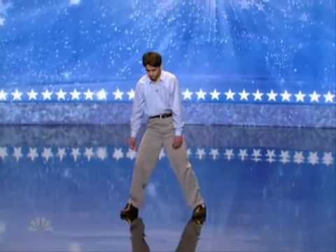 Pakistani Dancer In Americas Got Talent Dancing On Indian Song