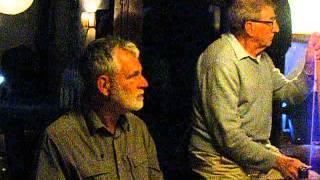 LAST TRAIN TO SAN FERNANDO   Don bs, John wb & Hermann   Campsite Music March 26th 2014 DSCF1679