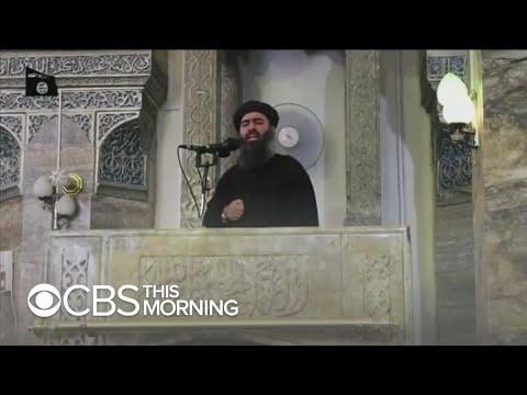 ISIS leader Abu Bakr al-Baghdadi 'died a coward,' Trump says