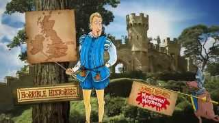 Warwick Castle 2015 Easter TV Ad