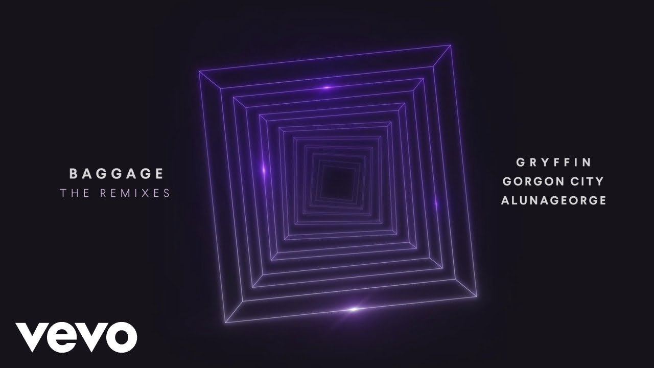 Gryffin, Gorgon City, AlunaGeorge - Baggage (Kaidro Remix/Audio)