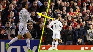 Cristiano Ronaldo Instant Karma !