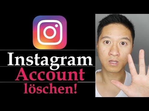 Instagram Konto löschen - Account bei Instagram löschen | Instagram Tutorial