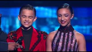 Video D'Angelo and Amanda - America's Got Talent 2013 Season 8 - Radio City Music Hall [FULL] download MP3, 3GP, MP4, WEBM, AVI, FLV Agustus 2018