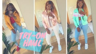 Back to school Clothing Haul ft Ellesse, Nike, American Apparel, Ebay