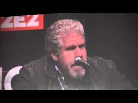 Ron Perlman Q and A