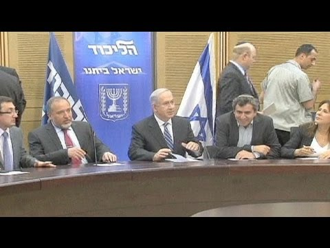 Netanyahu reaches deal to form new Israel coalition