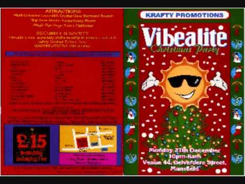 DJ Hype - Vibealite - 27th December 1993