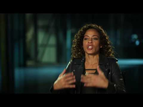 "The Blacklist: Redemption || Tawny Cypress – ""Nez Rowan"" Interview 