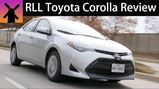 I Made a Toyota Corolla Review...