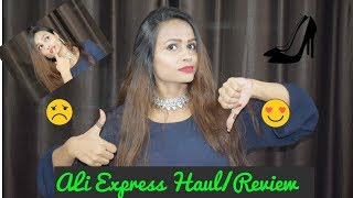 ALIEXPRESS FOOTWEAR HAUL/REVIEW !!THEFASHIONSEED!!