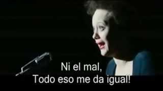 Baixar Edith Piaf - Non, Je Ne Regrette Rien subtitulado español