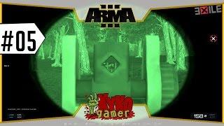 ArmA 3 Exile  - #05 Na Calada da Noite