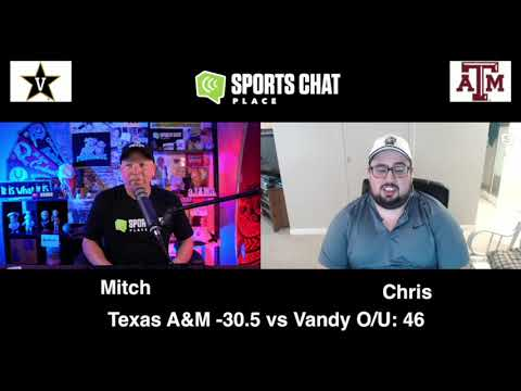 Vanderbilt at Texas A&M - Saturday 9/26/20 - College Football Picks & Prediction | Sports Chat Place